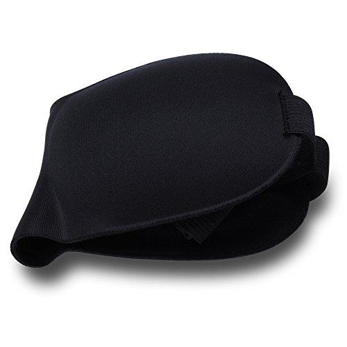 Sleep Mask, NonoUV 3 Pack Lightweight & Comfortable Super Soft Adjustable 3D Eye Covers Sleep Eye Masks for Sleeping, Travel, Shift Work, Naps, Night Blindfold Eyeshade for Men Women