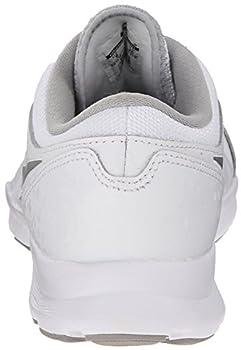 Nike Women's Core Motion Tr 2 Cross Training Shoe, Whitemetallic Silverflt Silver, 7 B(m) Us 1