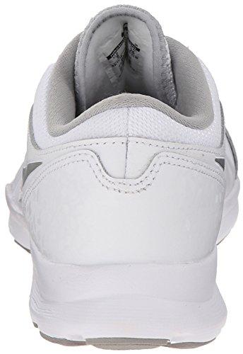 B Motion Zapatillas Mujer 10 Entrenamiento Plateadas Us 5 Blancas Cross m Flt Para Plateadas De 2 qpTgpOtw