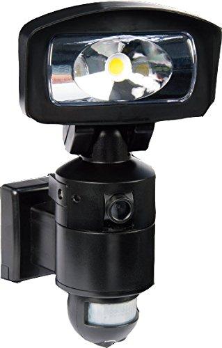 Color Pir Camera - PH1 - NIGHTWATCHER NE 400 LED LIGHT & HD 720P CCTV COLOUR CAMERA 16W INCLUDES 4GB SD CARD & PIR MOTION SENSOR by Philex
