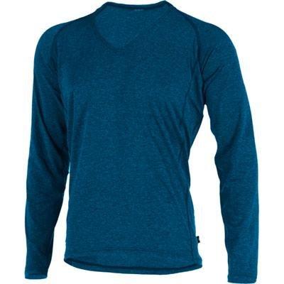 CANARI Men's Cyclewear Trimalchio Long Sleeve Cycling Jersey, X-Large, Cornflower