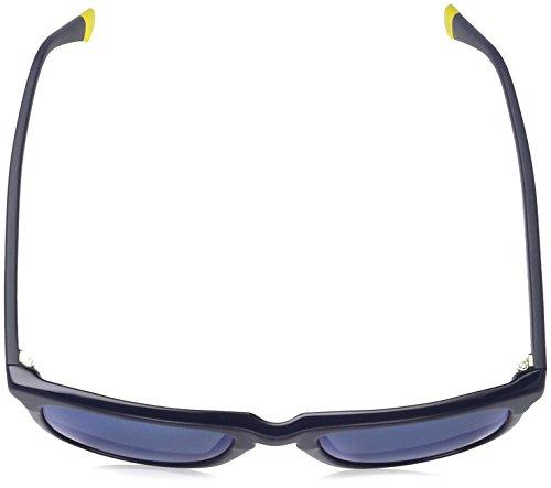 Armani Emporio 559655 Blue EA4105 On Matte Blue Sonnenbrille vZSqwZB