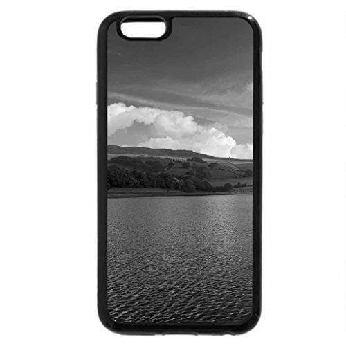 iPhone 6S Plus Case, iPhone 6 Plus Case (Black & White) - Derbyshire, England