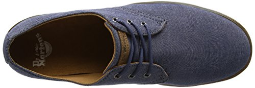 Dr. Martens Heren Delray 3-eye Oxfords True Navy