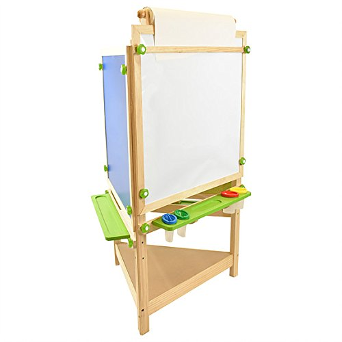 Little Partners Tri-Side Art Easel - Montessori LittlePartners LP029010