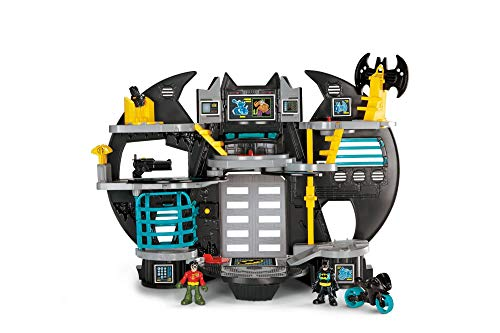 (Fisher-Price Imaginext Super Friends Batcave)