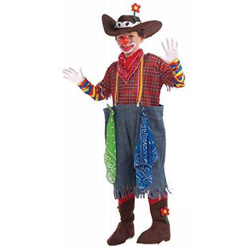 Rodeo (Toddler Rainbow Clown Costumes)