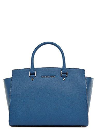 Selma Tasche MICHAEL KORS One blau Size 5qw6YBw