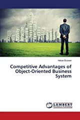 Competitive Advantages of Object-Oriented Business System Paperback