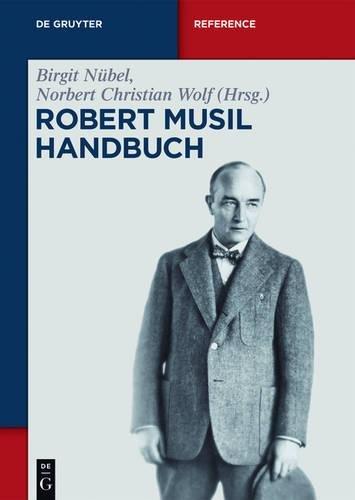 Robert-musil-handbuch (De Gruyter Reference)  (de Gruyter Lexikon) (Tapa Dura)