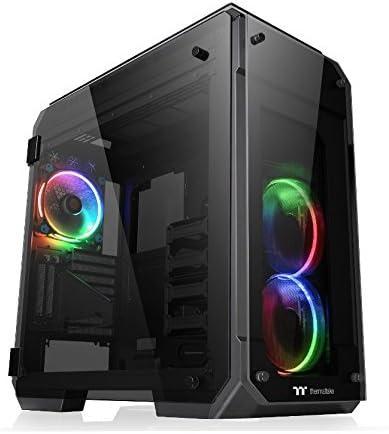 Thermaltake View 71 TG RGB - Carcasa para PC, Color Negro: Amazon.es: Informática