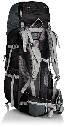 2bda29031d2 Amazon.com : Deuter ACT Lite 50+10 Hiking Backpack : Sports & Outdoors