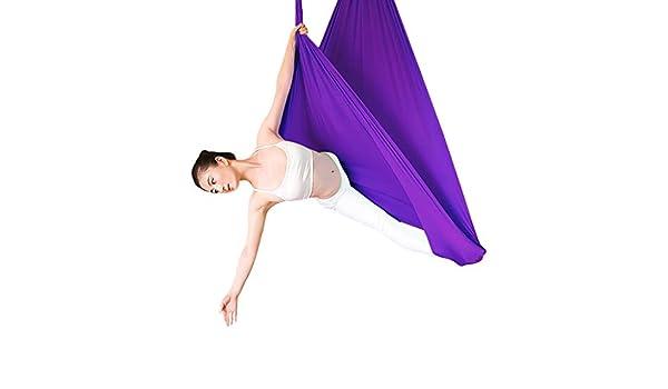 Xuetaimeigu Yoga Hamaca Yoga Hamaca Aire Volando Hamaca Anti ...