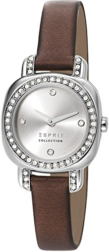 ESPRIT EL102052F01 - Women's Watch, Leather, color:Brown