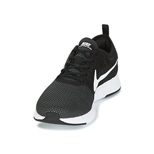 013 dark Gre garçon Black Chaussures Racer de Dualtone Noir NIKE GS White Fitness w1qvRx7Ha4