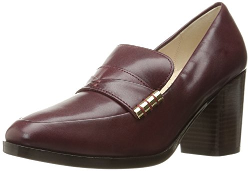 Cole Haan Mujer's Mazie Dress Pump Tawny Port Leather