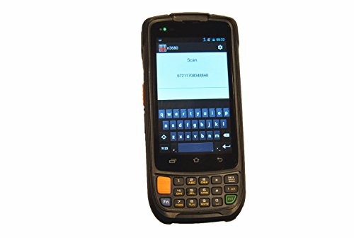 Cruiser@ Handheld Barcode Scanner PDA with Motorola Symbol 1D Laser Scan Engine, RFID reader / NFC, 802.11b/g/n, GSM/GPRS/WCDMA, Charging Cradle Included by Cruiser (Image #1)