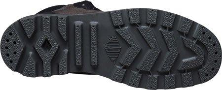 Palladium Pampa Sport Cuff WPN - Botas Track Unisex Adulto Negro / Metal