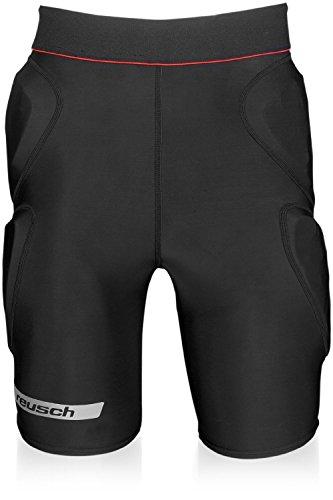 Reusch Soccer Adult CS Padded Compression Shorts, Medium