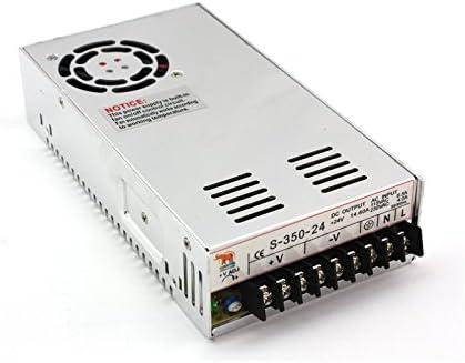 Fuente de alimentación 24 V 14.6 a 350 W para impresora 3d/CNC de ...