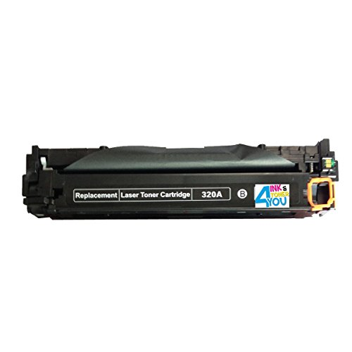Ink & Toner 4 You ® Compatible Black Laser Toner Cartridge for HP CE320A (128A) Works With HP Color Laserjet Pro CM1415fnw Color Laserjet Pro CP1525nw LaserJet Pro CM1415 LaserJet Pro CM1415fn LaserJet Pro CM1415fnw LaserJet Pro CP1525 LaserJet Pro CP152