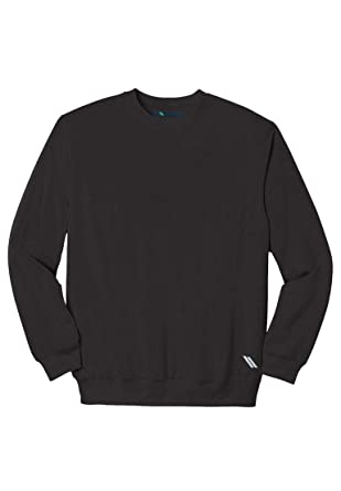 16f6b30b39d KS Sport Men s Big   Tall Wicking Fleece Crewneck at Amazon Men s Clothing  store
