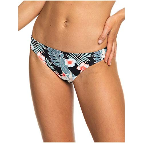 Roxy Damen Beach Classics Separate Bottom anthracite tropicalababa swim nf8glKQY 70% RABATT