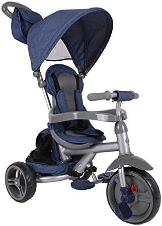 QPLAY | Triciclo evolutivo California Jeans