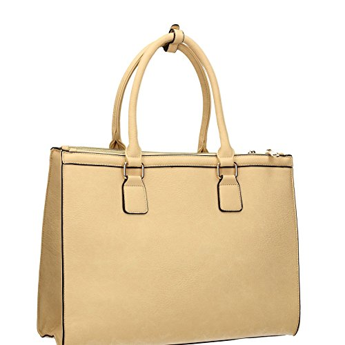 Bag City Bag Cosmo Shoulder SWANKYSWANS Business Naples Womens Beige Work 4w0Unq7vX