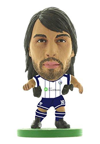 Soccer Starz - West Brom Georgios Samaras Home Kit (2015 Version) / Figures