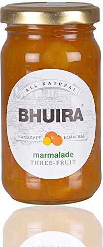 Bhuira Three Fruit Marmalade, 240grams