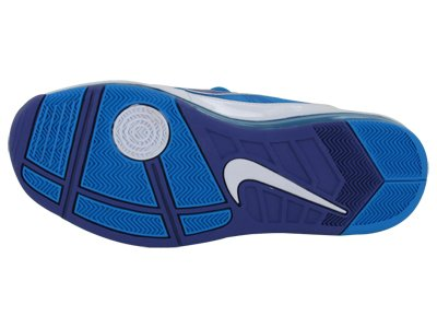 Nike Wmn Nike Free 5.0 Tr Fit 4 Prt - Zapatillas para mujer White/Mtllc Slvr/Hypr Cblt/Vlt