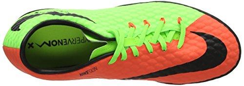 Phelon Football electric Tf Orange black Iii hyper Hypervenomx Green Vert volt Chaussures Homme Entrainement Nike De aq5Bv