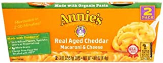 product image for Annie's, Macaroni and Cheeses (Pack of 6)
