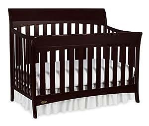 Graco Rory 4 In 1 Convertible Crib Espresso Amazon Ca Baby