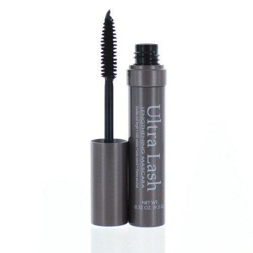(Sorme Cosmetics Ultra Lash Water Resistant Mascara, Black, 0.32 Ounce)