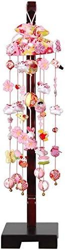 吊るし飾り【こつぶうさぎ】飾り台セット [小] スタンド付き【sb3-ktbu-s】