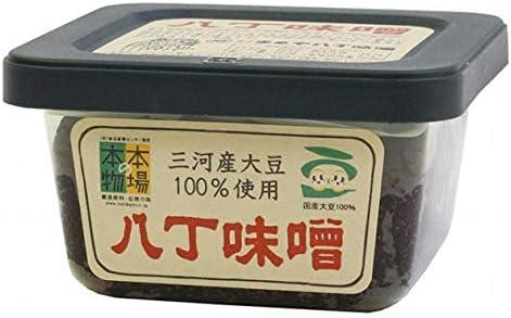 まるや  三河産大豆の八丁味噌 300g  4個