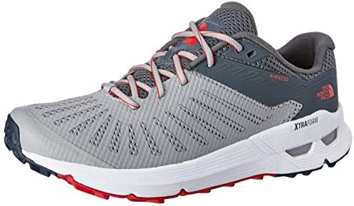 THE NORTH FACE M AMPEZZO, Zapatillas de Running para Hombre, Gris Meld Gris Ébano Gris C69, 42 EU: Amazon.es: Zapatos y complementos
