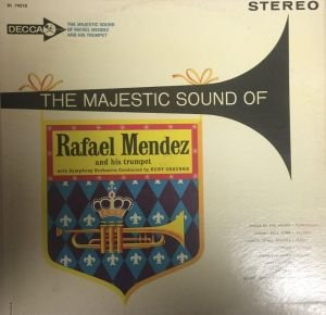 f Rafael Mendez And His Trumpet Vinyl Record ()