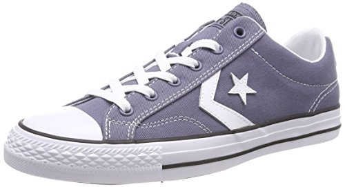 Light White Unisex Carbon 534 Star Ox Carbon Black Light White Adulto Zapatillas Player Black Gris Converse P8xaqOx