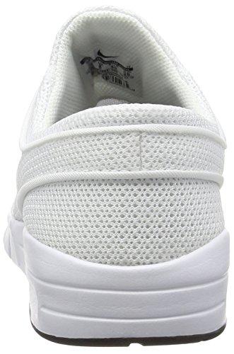 Nike Mens Stefan Janoski Max Bianco / Blacksneakers - 9,0