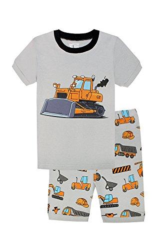 Earthmover Pajamas Cotton Sleepwear Clothes product image