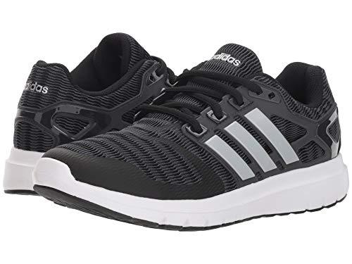 ハンカチヨーグルトオーバーラン[adidas(アディダス)] レディースランニングシューズ?スニーカー?靴 Energy Cloud V Black/Matte Silver/Carbon 5 (22cm) B - Medium