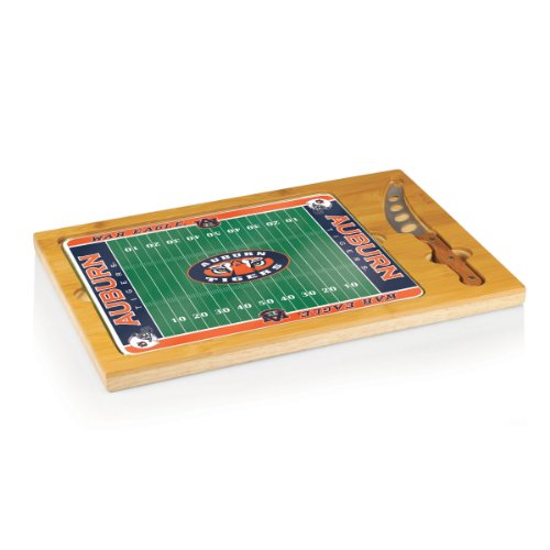 NCAA Auburn Tigers Icon Cheese Set (3-Piece) ()