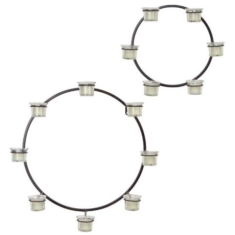 Wall Mount Votive Candle Holders