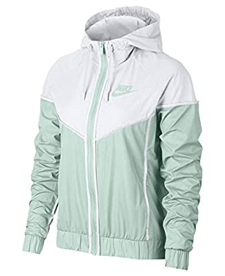 Nike Women's Sportswear Hooded Windrunner Jacket