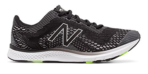 (ニューバランス) New Balance 靴?シューズ レディーストレーニング FuelCore Agility v2 Black with White ブラック ホワイト US 8 (25cm)