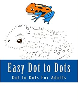 easy dot to dots large print dot to dot puzzle for adults easy dot