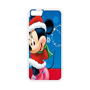 iPhone 6 4.7 Inch Cell Phone Case White Micky Mouse M2374066